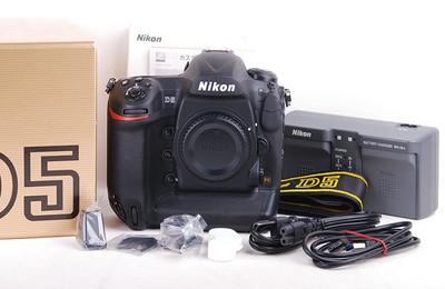 尼康 D5 XQD-Type 2082万像素 全画幅旗舰单反 #jp18484