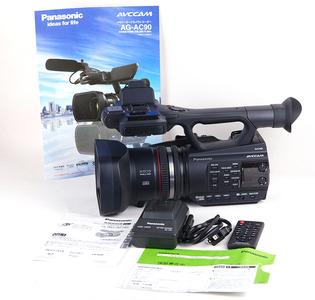 Panasonic/松下 AG-AC90摄像机 带2.84-34.1/1.5镜头#jp18182