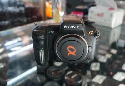 索尼 a700+镜头两个打包出售,同城当面交易。