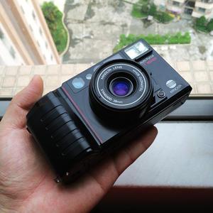 Minolta/美能达Auto Focus TELE 38 60双定焦135胶卷胶片自动相机