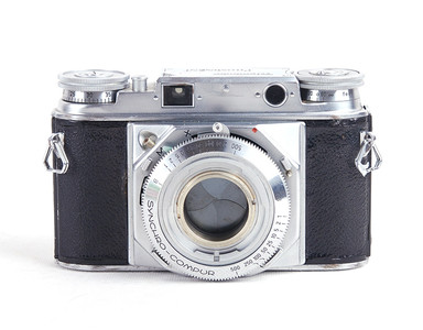 特价【至尊】福伦达 Prominent 银色胶片机#jp18257