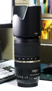 一手自用腾龙SP 70-300mm F/4-5.6 Di VC USD(佳能口)