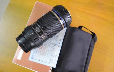腾龙 索尼口 SP AF180mm F/3.5 Di LD [IF] MACRO1:1
