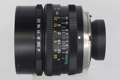 【大中画幅器材】 玛米亚 M6用 G 50/4L (NO:2120)