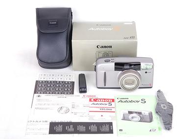 Canon/佳能 Autoboy S PANORAMA 全自动胶片相机 #jp17539