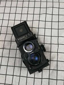 雅西卡124g双反相机