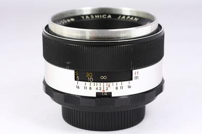 雅西卡 YASHINON-DX 50 1.4 日产手动标头 M42口 福冈