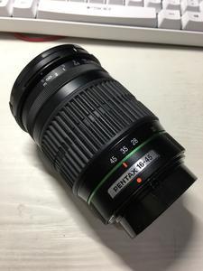 宾得 DA 16-45mm f/4 ED DAL 50-200mm