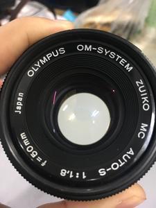 OLYMPUS om口镜头 50 1.8
