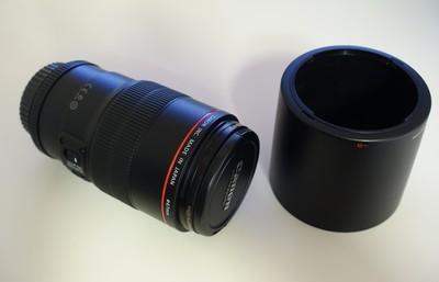 佳能 EF 100mm f/2.8(新百微)微距镜头