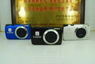 佳能 Powershot A3300 IS 卡片机 数码相机 1600万像素 可置换