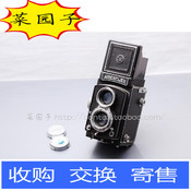 AIRESFLEX Olympus Zuiko 75/3.5镜头 6X6双反 老相机 古董机
