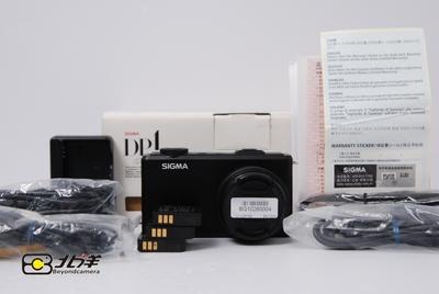 96新 适马 DP1 Merrill 行货带包装 (BG10280004)【已成交】