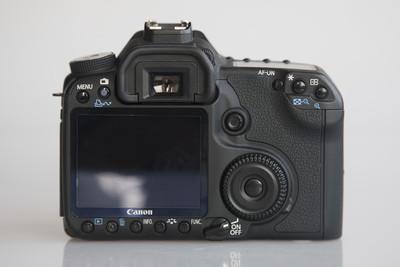 佳能50D套机中端单反相机 金属机身