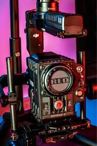 自用 红龙 red epic-x 电影机