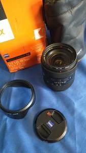 索尼 T* DT 16-80mm f/3.5-4.5 ZA(SAL1680Z)