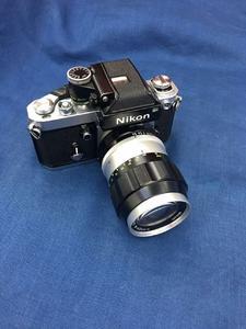 Nikon F2 带135/3.5镜头