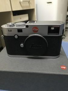 Leica徕卡M240银色100周年纪念版99新