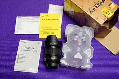 尼康 AF-S 尼克尔 35mm f/1.8G ED