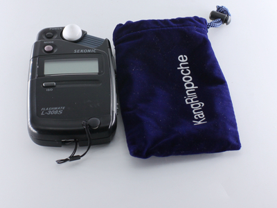 世光 L308S 测光表