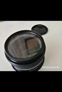 康泰时 Contax 50mm f/1.4 #Carl Zeiss#