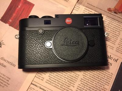 徕卡 Leica 99新 M10 黑色