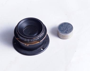 大画幅 法国高尔斯 136mm/7.7