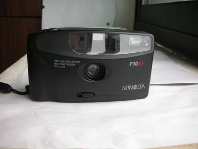 很新美能达F10BF定焦镜头自动相机
