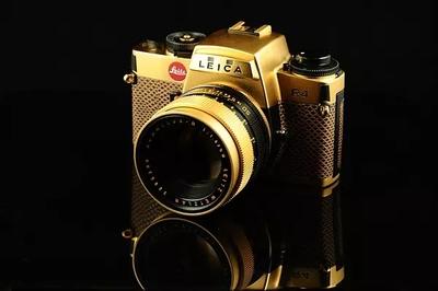 Leica R4 + 50 1.4 金机 包装附件全 收藏成色