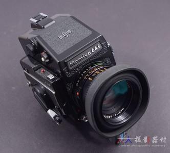 MAMIYA 玛米亚 645 1000S+80/2.8 80mm F2.8