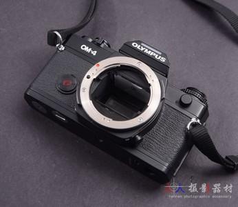 二手 OLYMPUS 奥林巴斯 相机 OM-4 黑色