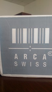 Arca-Swiss 雅佳 阿卡球形云台 801103