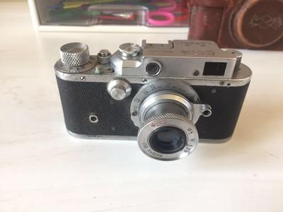 上海 58-II 型旁轴相机