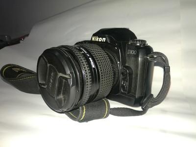 出售尼康 D100外加24-120镜头