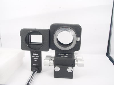 Nikon/尼康 PB-5 + PS-5 近摄皮腔 9.7新