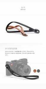莱卡/徕卡M X2 XE D-LUX109 Q X typ113 Xvario相机真皮腕带手绳