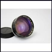 佳能 Canon lens XI 50/0.75 50mm F0.75 超大光圈