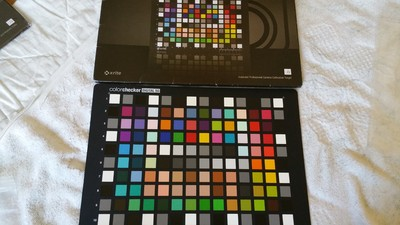 爱色丽ColorChecker Digital 140色专业SG色卡