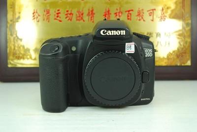 佳能 20D 单反数码相机 中端金属 入门练手 可置换