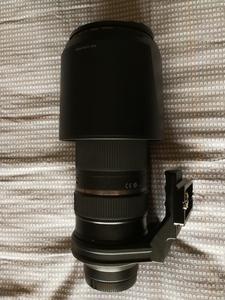 腾龙 SP 150-600mm f/5-6.3 Di USD(A011)(索尼α卡口)