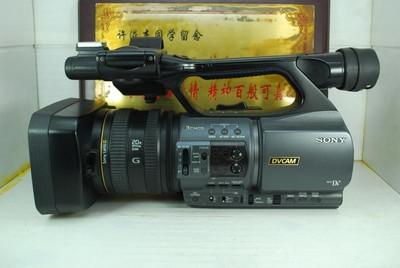 索尼 DSR-PD198P 专业摄像机 mini DV 磁带 卡带 3CCD