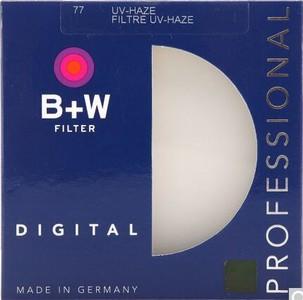 B+W 77mm UV镜