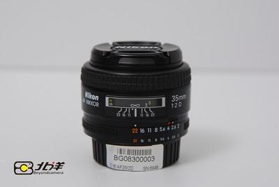 98新 尼康 AF 35mm f/2D (BG08300003)