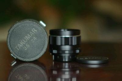 好成色全套 宾得 PENTAX SMC Takumar 24mm f3.5