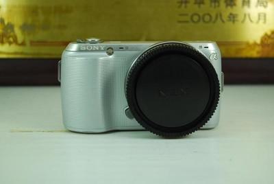 索尼 NEX-C3 微单 单电 数码相机 翻转屏 1620万像素 可置换