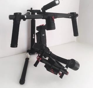 DJI大疆如影M三轴手持稳定器摄影摄像云台