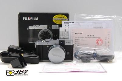 97新银色富士X20 大陆行货带包装(BG06100002)
