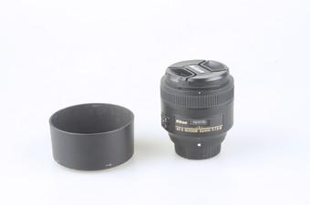 98新 尼康 AF-S NIKKOR 85mm f