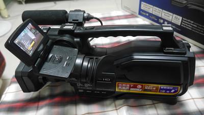 索尼 HXR-MC2500低价处理