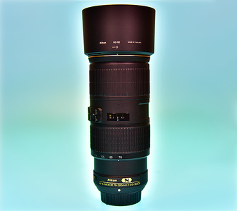 尼康 AF-S 尼克尔 70-200mm f/4G ED VR
